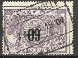 C0.673: VIRTON-VILLE: N°TR 22 - Bahnwesen