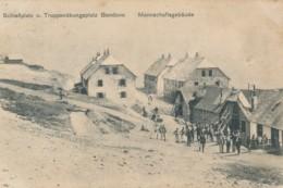 Z.689. BONDONE - Trento - Schiessplatz U. Truppenübungsplatz - 1912 - Italia