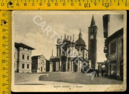 Varese Busto Arsizio Il Duomo (difetto Angolo) - Varese