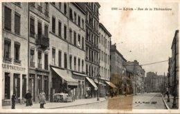 69 LYON  RUE DE LA THIBAUDIERE - Lyon