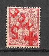 Nouvelle Calédonie - 1915 - N°Yv. 110a - Croix Rouge - Variété Surcharge Renversée - Neuf Luxe ** / MNH / Postfrisch - Nueva Caledonia