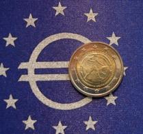 2 Euros Commémorative Grèce 2010 - Grèce