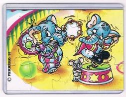 Ref 556 - Kinder Puzzle 1998 Germany Sans BPZ - Puzzles