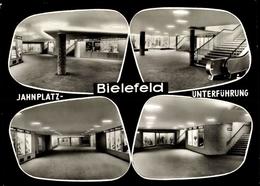 Cp Bielefeld In Nordrhein Westfalen, Jahnplatz Unterführung, Rolltreppe - Other
