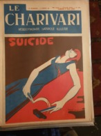 CHARIVARI / SUICIDE MARIANNE FAUCILLE MARTEAU    / RALPH SOUPAULT - 1900 - 1949