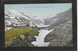 AK 0368  Franzenshöhe Mit Stilfserjochstrasse - Verlag Amonn Um 1910-20 - Bolzano