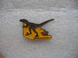 Pin's Dinausore Dromaeosaurus - Dieren