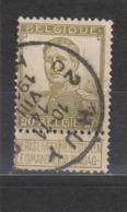 COB 112 Oblitération Centrale HUY 2C - 1912 Pellens