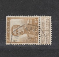 COB 113 Oblitération Télégraphe ST-NIKLAAS (WAAS) - 1912 Pellens