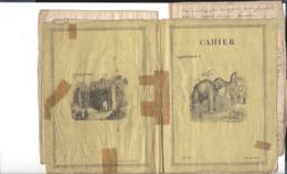 5  COUVERTURE CAHIER   19 è S .  ( +  Plat Face Journal Des Haras ) - Other