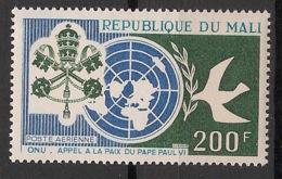 Mali - 1966 - Poste Aérienne PA N°Yv. 36 - Appel à La Paix - Neuf Luxe ** / MNH / Postfrisch - Mali (1959-...)