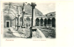 TAORMINA - Cartile Di S. Domenico - Italia