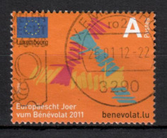 LUXEMBURG - 2011 - MiNr. 1903 - Gestempelt - Luxembourg