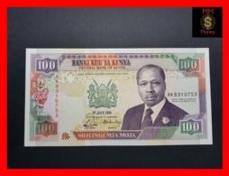 KENYA 100 Shilingi  1.7.1991  P. 27 C  UNC - Kenia