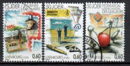 LUXEMBURG - 2011 - MiNr. 1900-1902 - Gestempelt - Luxembourg