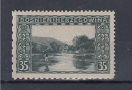 Bosnien Herzegowina Michel Cat.No. Vlh/* 38G - Bosnia And Herzegovina