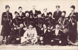 Russia. Russian Army. Military. World War I .Kuban Cossacks - Russia