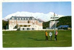 NEW ZEAAND - AK 367153 Tongariro Narional Park - The Chateau - Nouvelle-Zélande