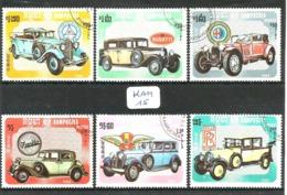 KAM YT 491/497 En Obl - Kampuchea