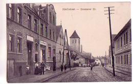 Nietleben  Halle  Saale 1917   Eislebener Str. - Halle (Saale)