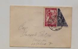Letter - Traveled 1920th. - 1919-1929 Royaume Des Serbes, Croates & Slovènes