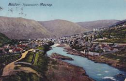 Mostar * Gesamtansicht * Bosnien Herzegowina * AK2095 - Bosnië En Herzegovina