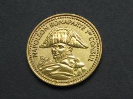 Médaille NAPOLEON BONAPARTE 1er Consul  **** EN ACHAT IMMEDIAT **** - Royaux / De Noblesse