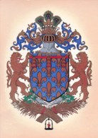 Illustrateur - Heraldique - Armoiries Province - Blason - Ecusson -  ARTOIS - Autres Illustrateurs