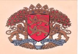 Illustrateur - Heraldique - Armoiries Province - Blason - Ecusson -  NORMANDIE - Autres Illustrateurs