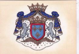 Illustrateur - Heraldique - Armoiries Province - Blason - Ecusson -  BERRY - Autres Illustrateurs