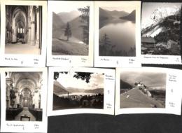 Austria - Autriche - Lot 73 Cartes + Photos (Defner, Echte Photographie  50's & 60's) See All Scans - 5 - 99 Cartes
