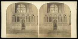Stereoview - Canterbury Cathedral, KENT ENGLAND - Stereoscopi