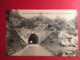 CPA Excellent état, Saint St-Michel-de-Maurienne  Le Tunnel Des Trois Chapellesvers 1900 - Saint Michel De Maurienne