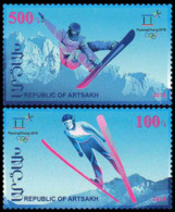 2018Karabakh Republic Of Artsakh159-1602018 Olympic Games In Pyeongchang - Winter 2018: Pyeongchang