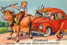 Depannage Auto - Humour