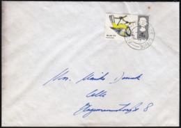 Great Britain Field Post Office 1966 / Bird Eurasian Blue Tit, Parus Caeruleus, Cyanistes Caeruleus / British Forces - Other