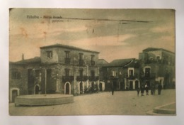 13343 Villalba - Piazza Grande - Caltanissetta