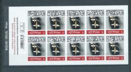 CARNET 168 BOEKJES 10 X N° 1 PRIOR 2019 NEUF MNH** TB COLLECTION - Markenheftchen 1953-....