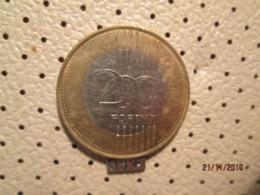 HUNGARY 200 Forint 2016 - Hungary