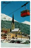 CPSM PF Suisse - DAVOS - 946. Bräma-Buel-Bahn - GR Grisons