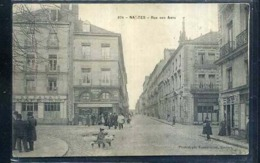 44  NANTES    Rue Des Arts...cafe  Du Palais...Alimentation Commerces   .. - Nantes