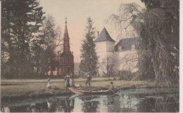 57 - ENVIRONS DE MONDORF - LE CHATEAU DE PREISCH - Autres Communes