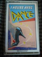 1 Heure Avec Dance: Culture Club, Toto Cuelo.../Cassette Audio-K7 Virgin 405391 - Audiocassette