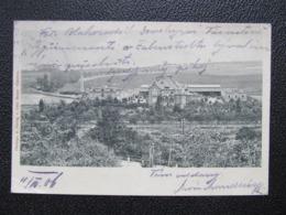 AK GERBSTEDT ZABENSTEDT 1906 //  D*40737 - Gerbstedt