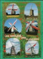 Moulins Des Flandres Wormhout Pitgam Terdeghem (de La Roome) Cassel Hondschoote 2scans - Autres Communes