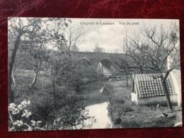CHAPELLE-SAINT-LAMBERT----cpa--vue Du Pont-1919 - Lasne