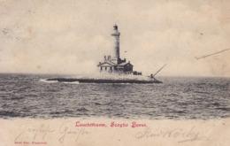Pula (Pola) * Leuchtturm, Scoglio Borer * Kroatien * AK2138 - Croatia