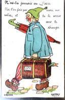 14 CAEN CARTE SYSTEME 10 VUES N'AS-TU JAMAIS VU CAEN...EDIT.D.D  VOIR IMAGES - Caen