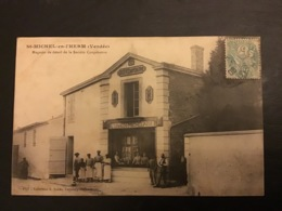 SAINT MICHEL EN L'HERM - Magasin De Détail De La Société Coopérative - Saint Michel En L'Herm