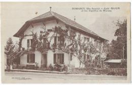 Domancy Café Guer Et Les Aiguilles De Warens - Autres Communes